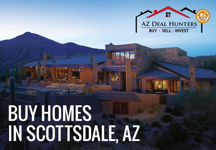 buy homes in Scottsdale AZ