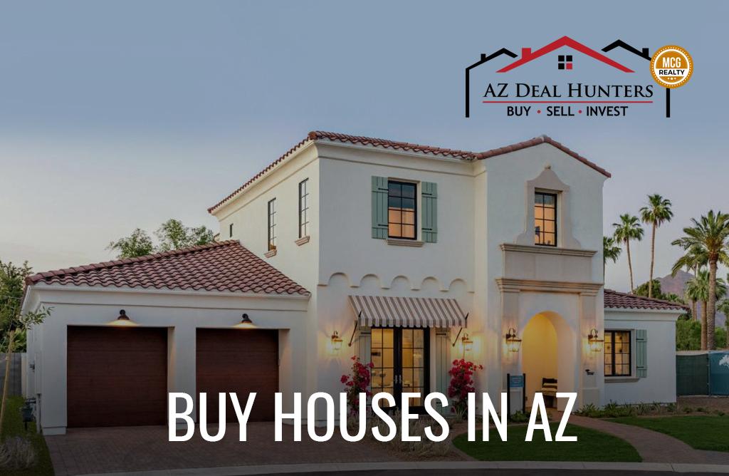 Buy houses