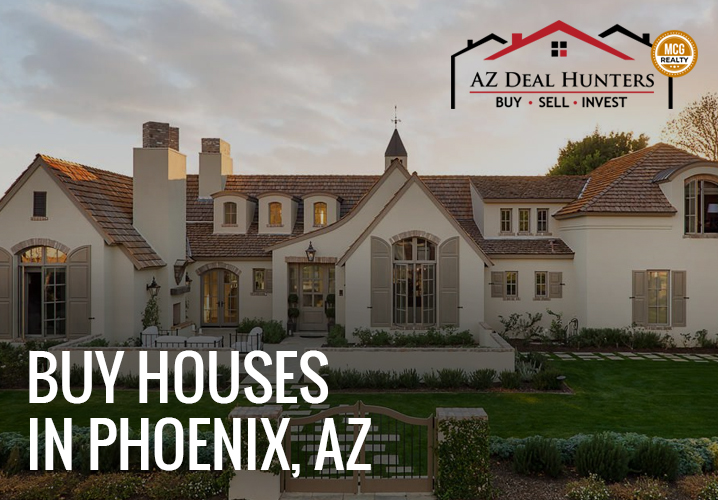buy houses in Phoenix, AZ