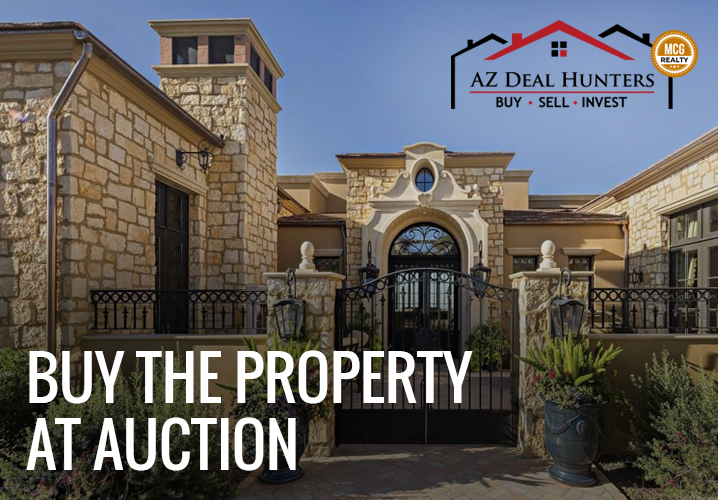 buy the property at auction
