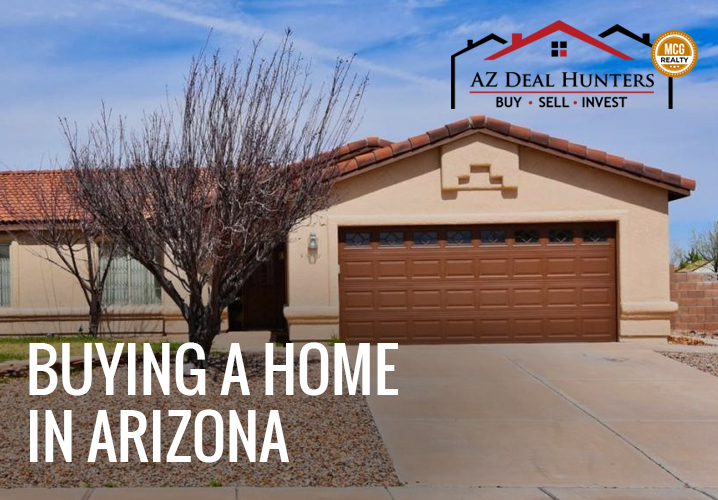 Buying a home In Arizona