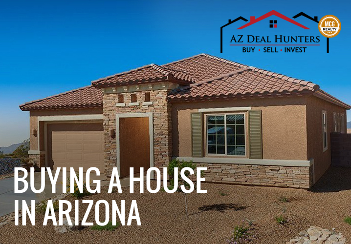 Buying a house in Arizona