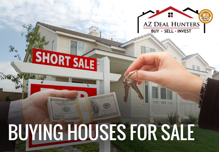 Buying houses for sale