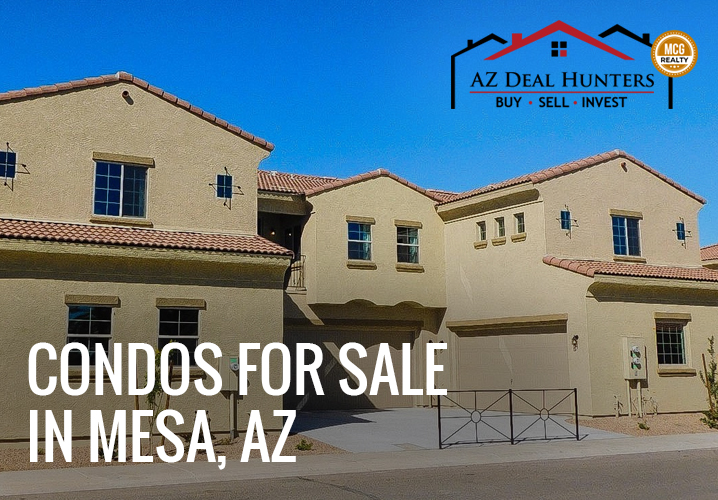 Condos for sale in Mesa AZ