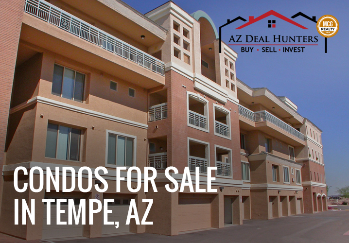 condos for sale in Tempe Az