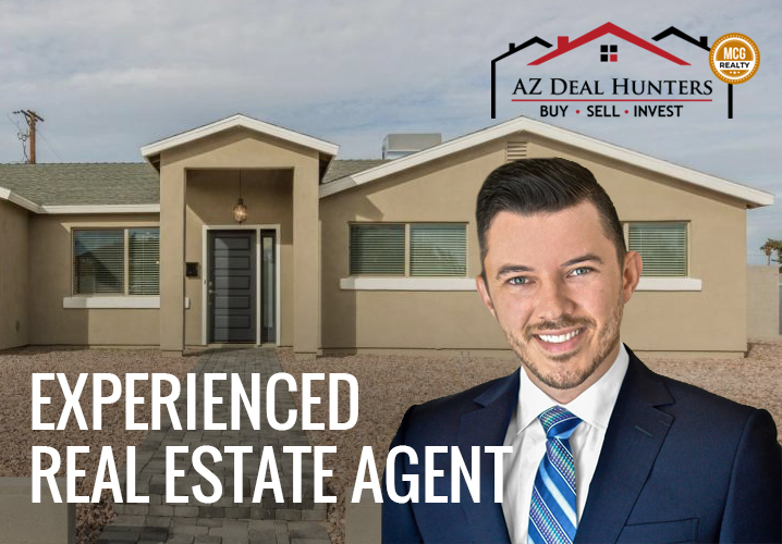 Experienced real estate agent