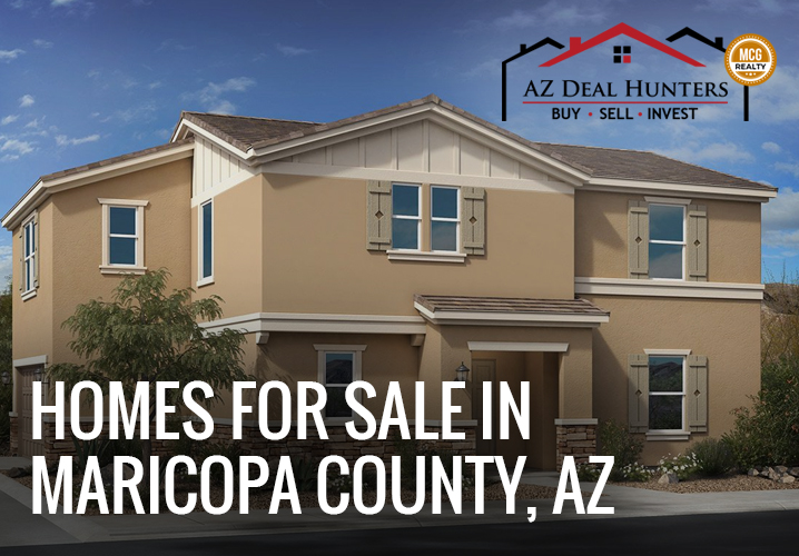 Homes for sale in Maricopa County AZ