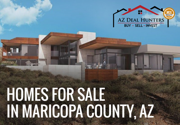 homes for sale in Maricopa County, AZ