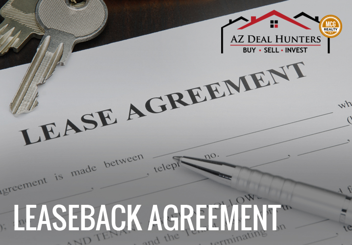 leaseback agreement