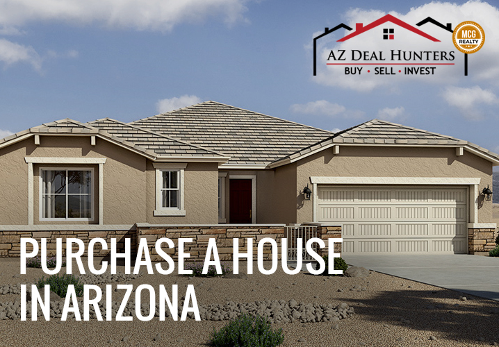 Purchase a house In Arizona