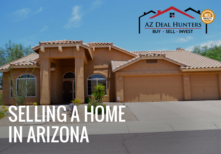 selling a home In Arizona