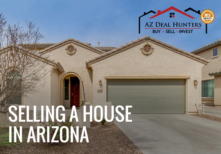 Selling a house In Arizona