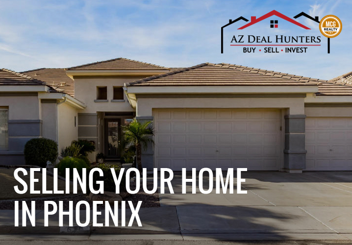 selling your home in Phoenix