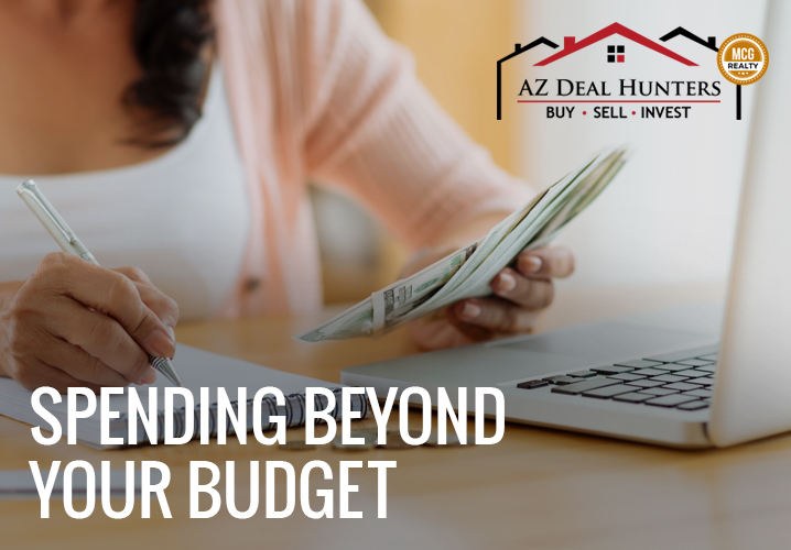 Spending Beyond Your Budget