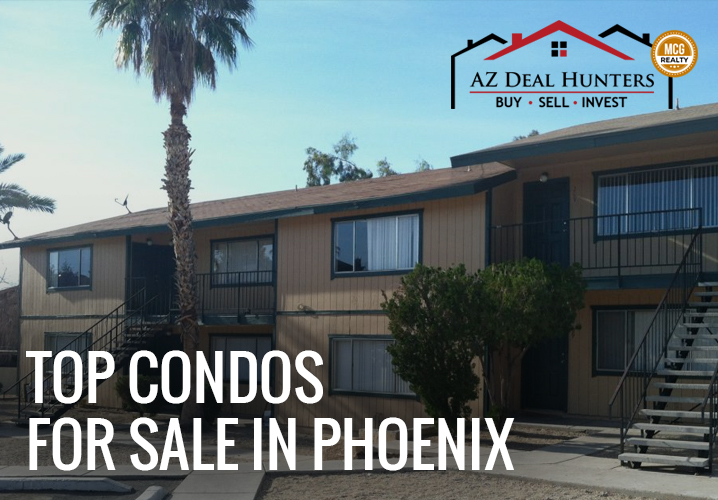 Top condos for sale in Phoenix