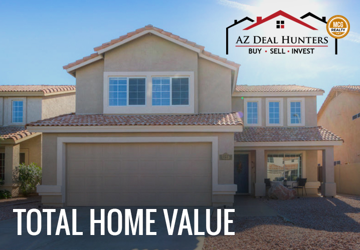 total home value