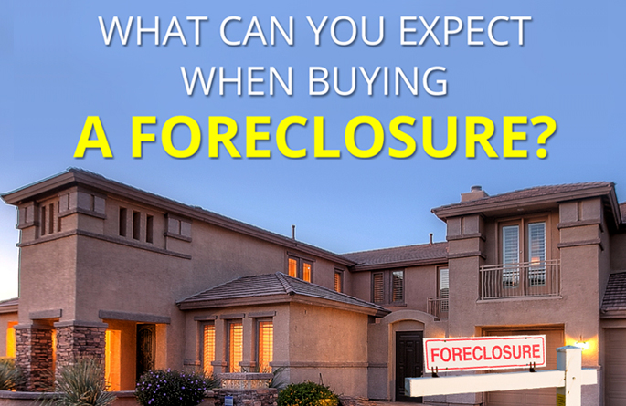 buy a foreclosure - infographic