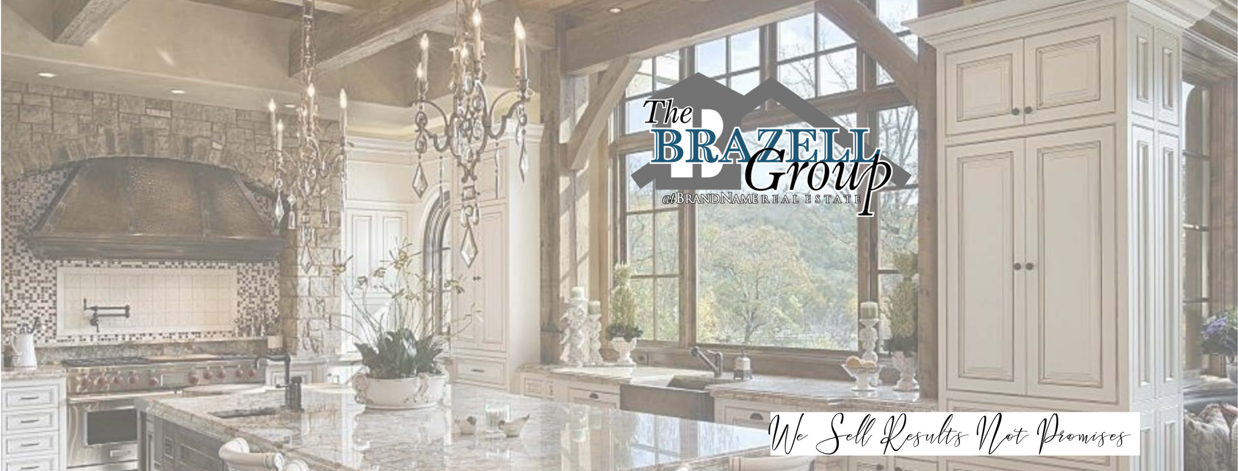 Ty & Heather Brazell - The Brazell Group-Brand Name Real Estate