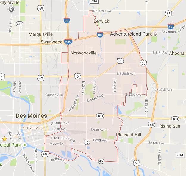 Des Moines 50317