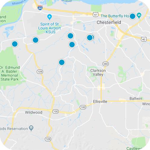 Lake St Louis Map Search