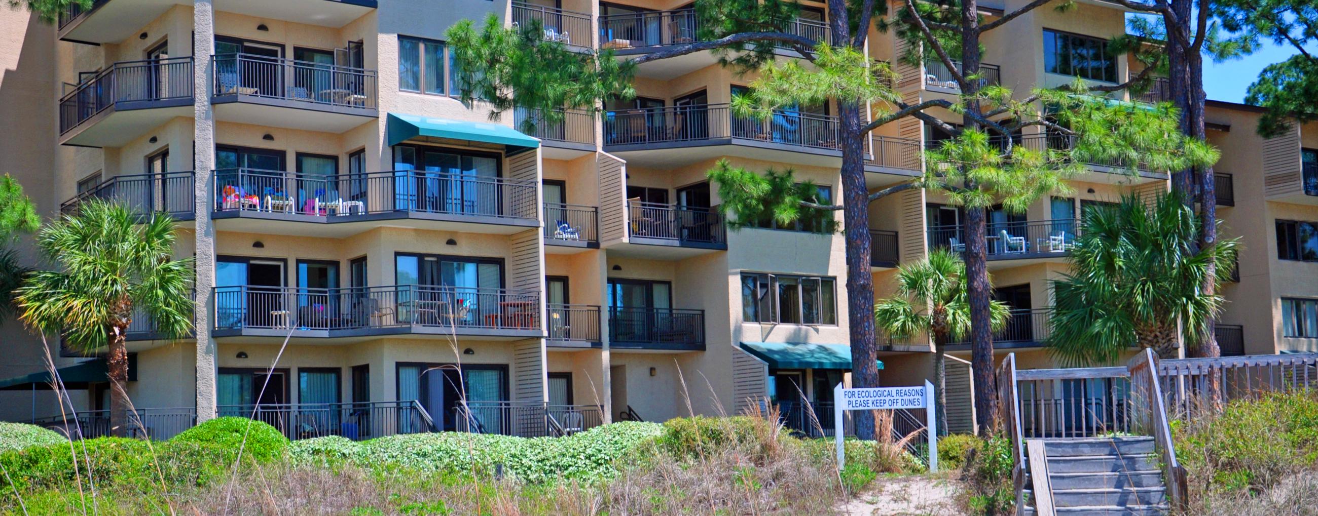 Beachside Tennis Villas Hilton Head