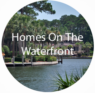 Hilton Head Homes the waterfront