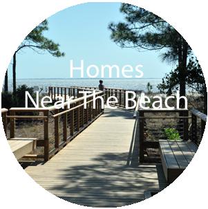 Hilton Head Homes Near The Beach