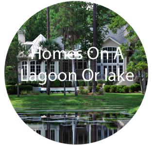 Hilton Head Homes On A Lagoon Or lake