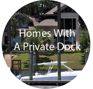Hilton Head Homes With A Private Dock