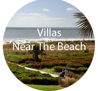 Hilton Head Villas Near The Beach
