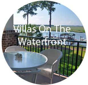 Hilton Head Villas On the waterfront