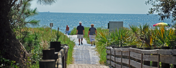 Hilton Head Beach Path