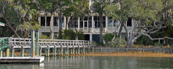 Hilton Head Waterfront Homes With A Dock