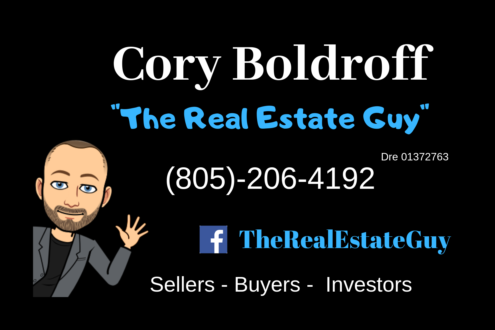 The Real Estate Guy- Sellers, Buyers & Investors