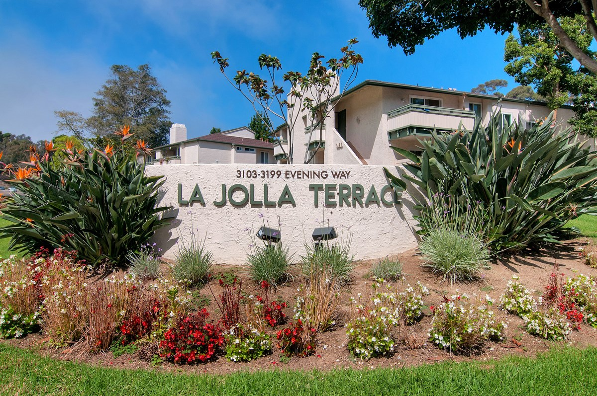 La Jolla Terrace Condos