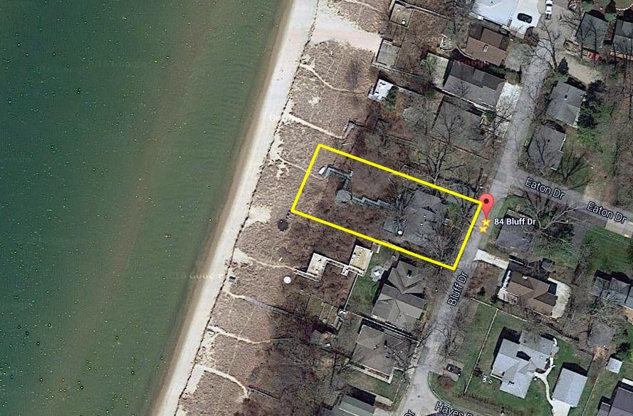 South Haven MI Beach House