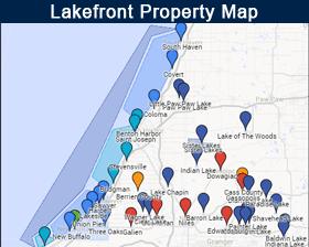 Lakeside Michigan Map.Lakeside Michigan Real Estate Lakeside Mi