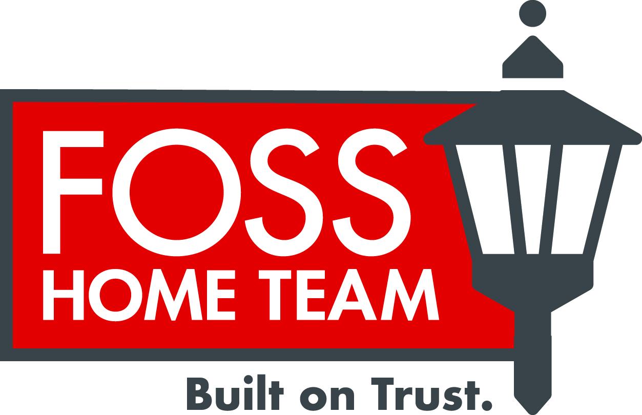 The Foss Home Team Real Estate Logo
