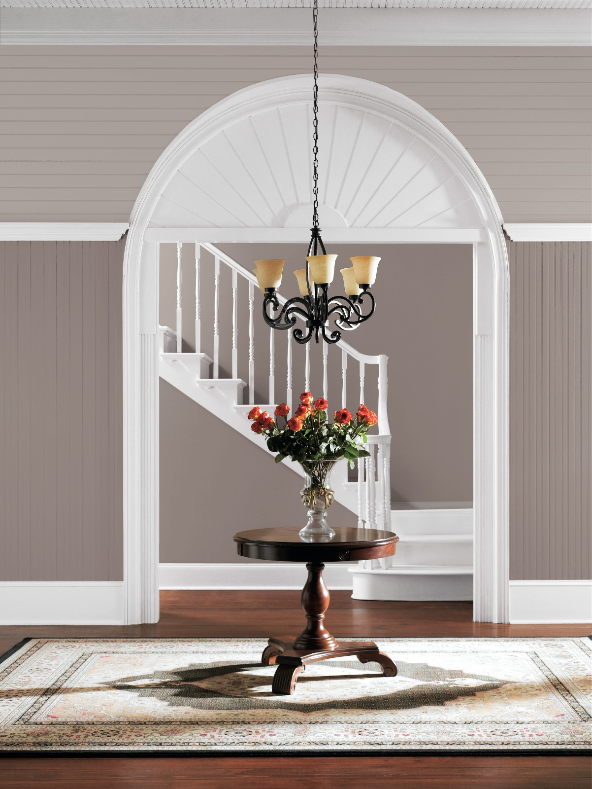 Home Staging Color foyer