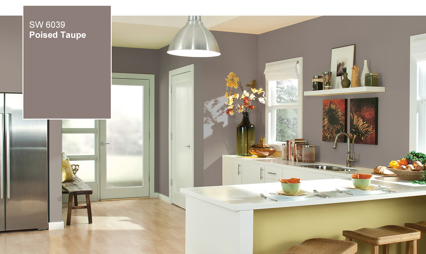 Home Staging Color kitchen