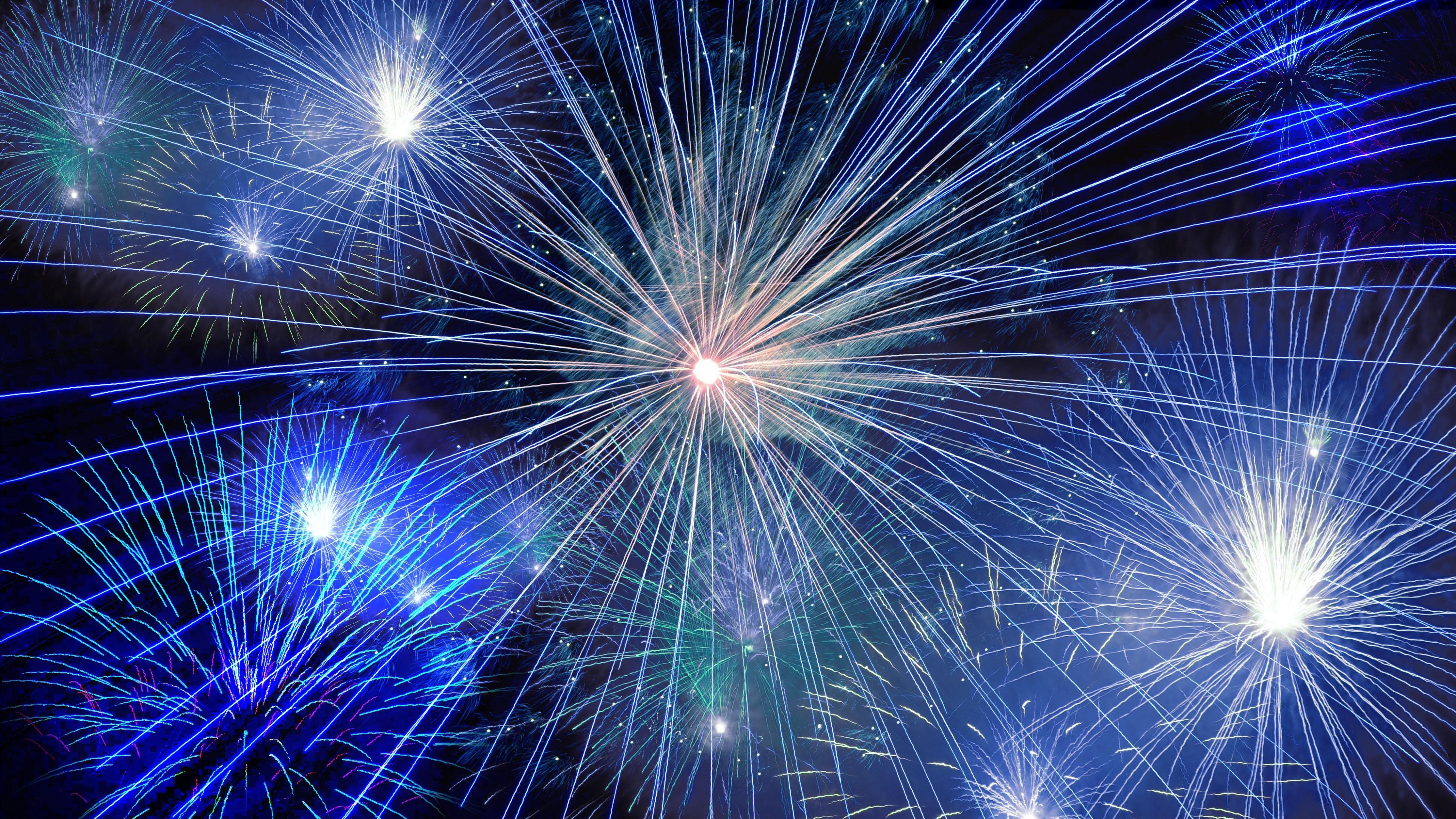 Fireworks Palm Springs