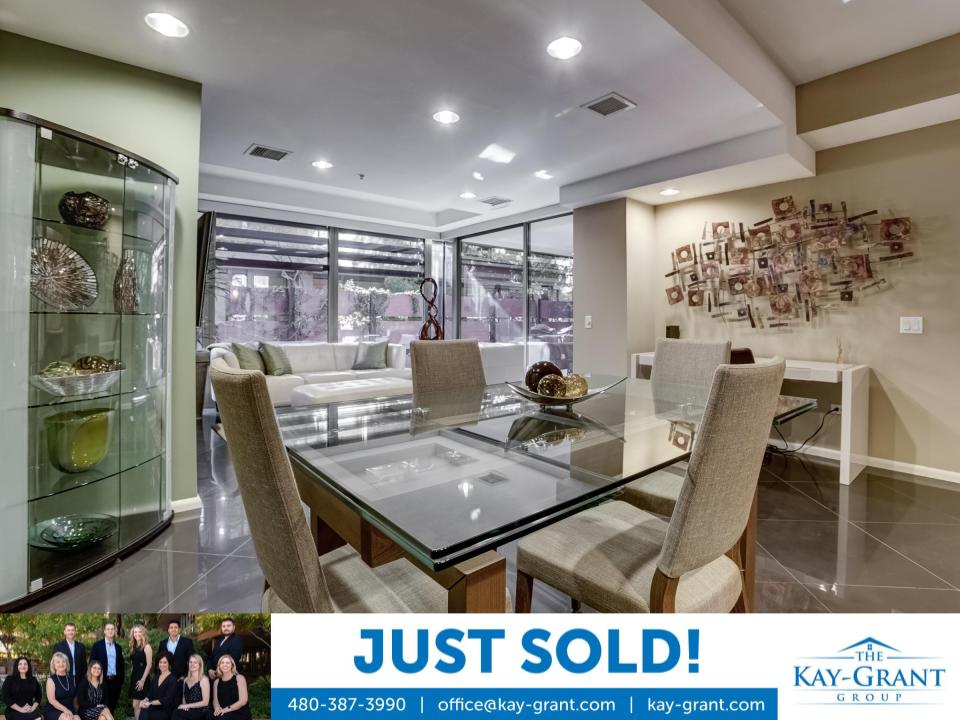 One Bed Two Bath Optima Just Sold