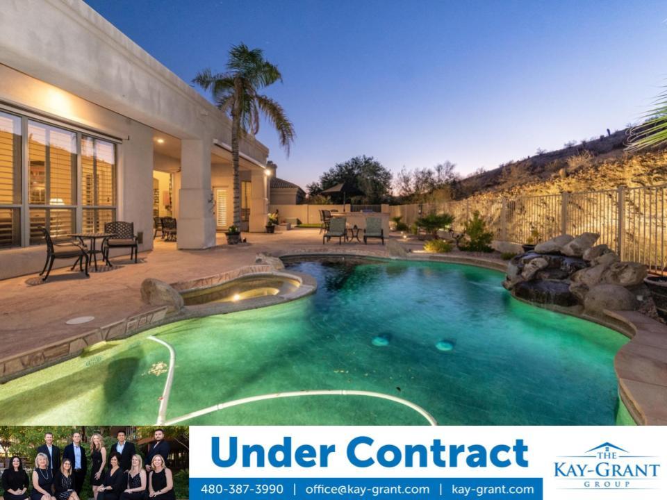 Luxury Home in Phoenix Foothills