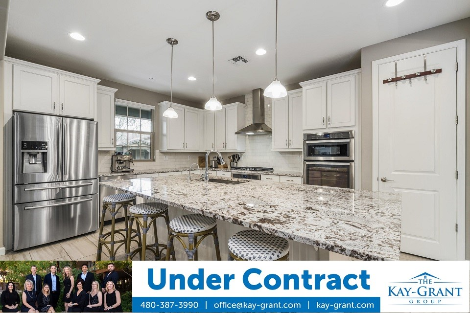 Villas at DC Ranch Townhome Under Contract