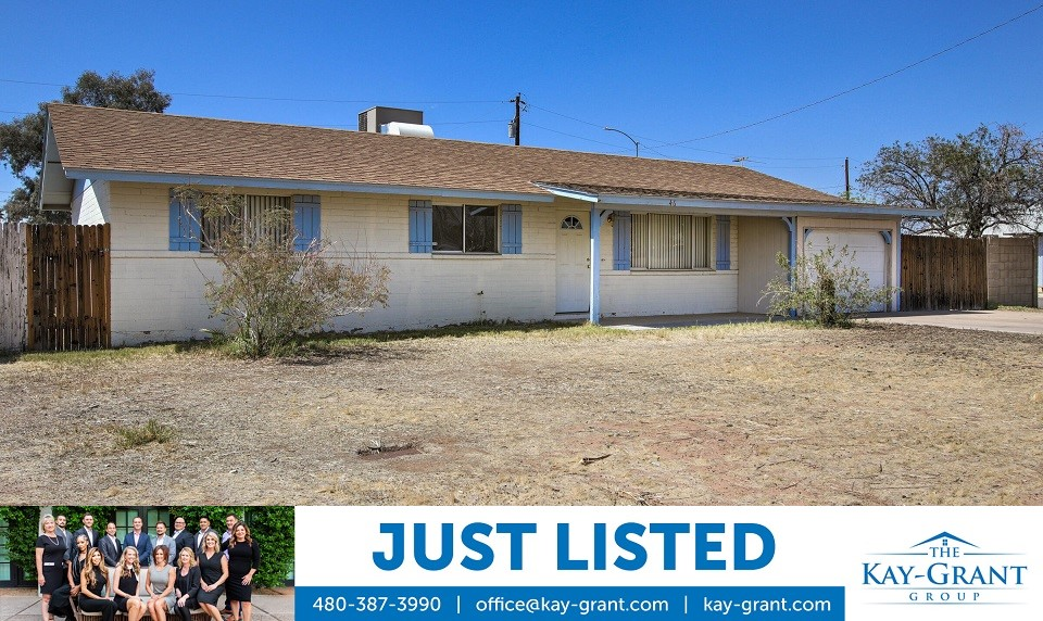 Investor's Dream Home in Mesa Just Listed
