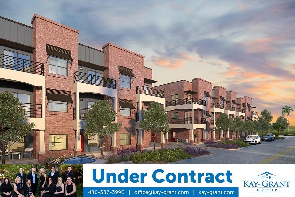 New 1-Bedroom Condo Phoenix Under Contract