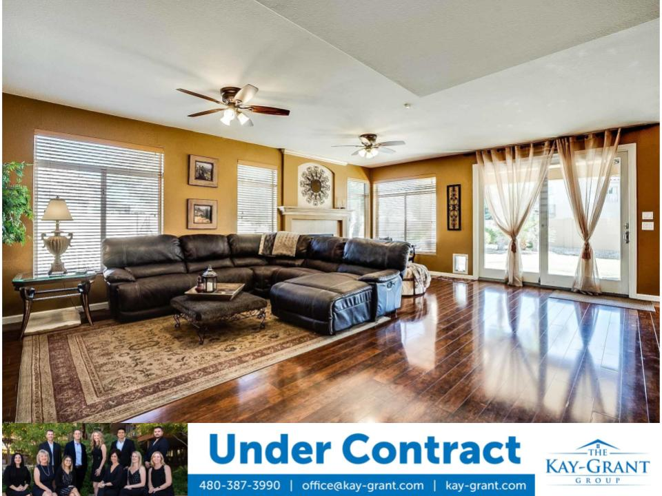 Four Bedroom North Scottsdale Home SOLD