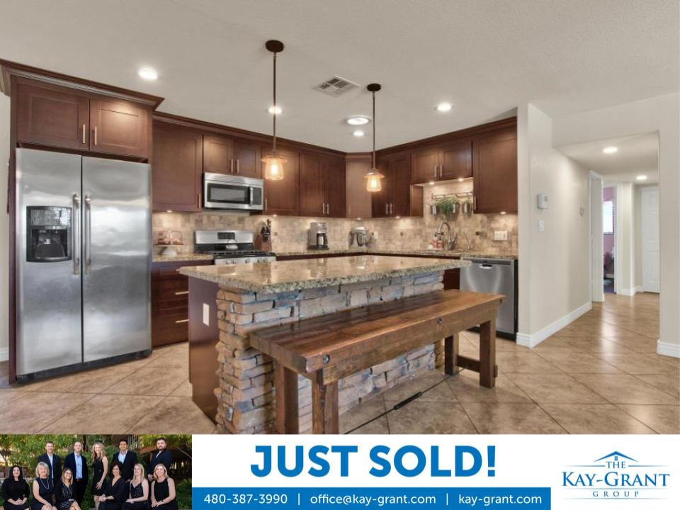 Just Sold South Scottsdale Home