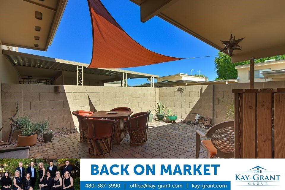 La Buena Vida Townhome Back on Market