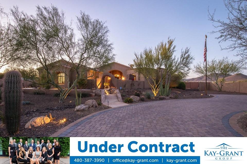 Bascom Hills Home in Phoenix Under Contract
